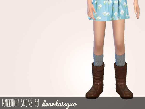 Boots, Socks and Tights Set by deardaisyxo