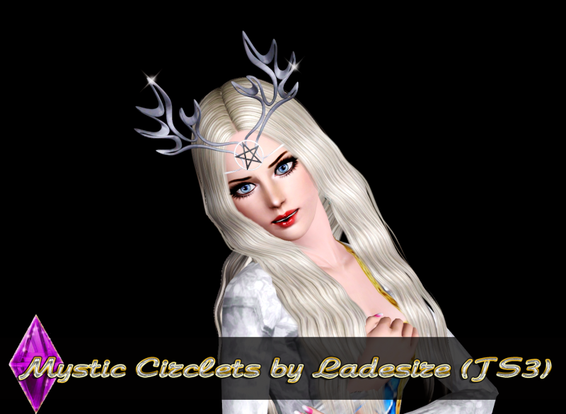 Mystic Circlets by Ladesire