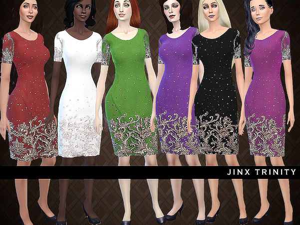 Sparkle, sparkle dress by JinxTrinity