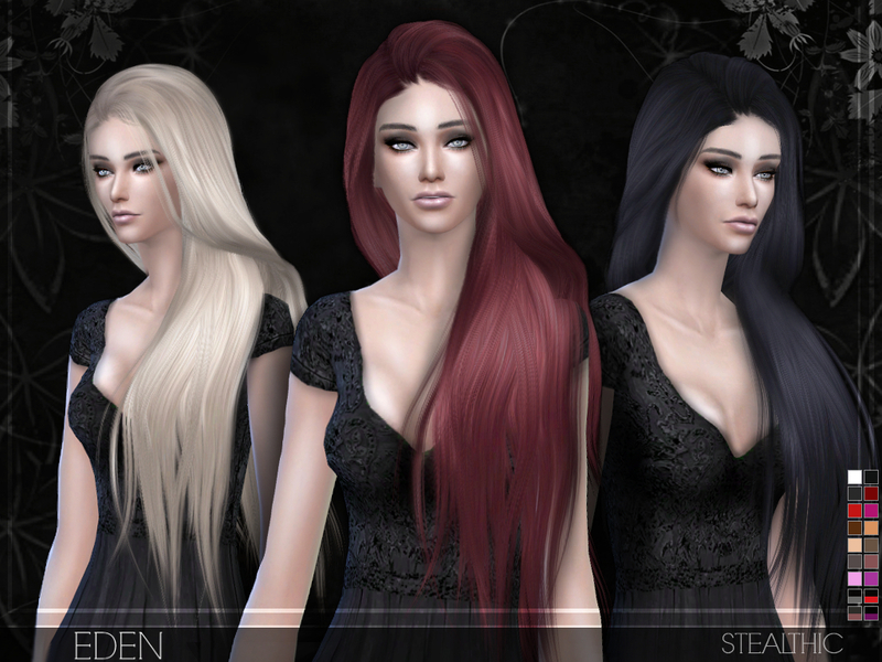 Stealthic - Eden (Female Hair)