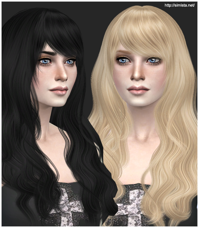 Cazy Sorrow Hair Retexture at Simista
