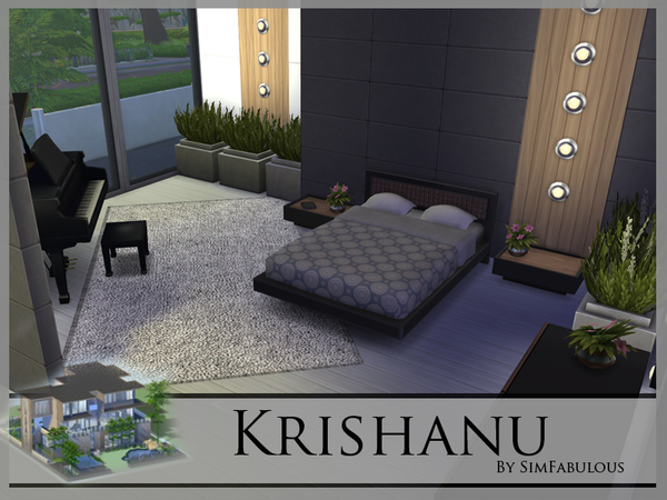 Krishanu by SimFabulous