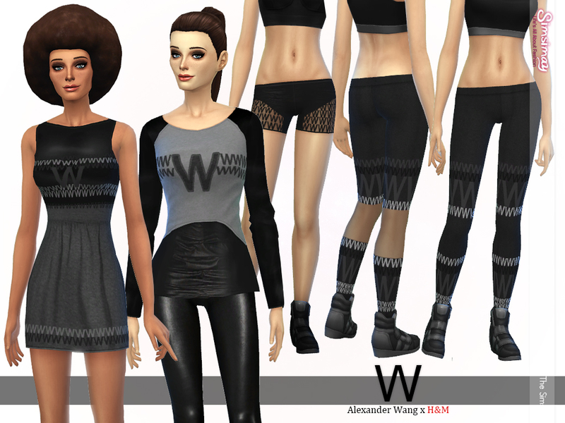 Simsimay W Collection Mix & Match Set