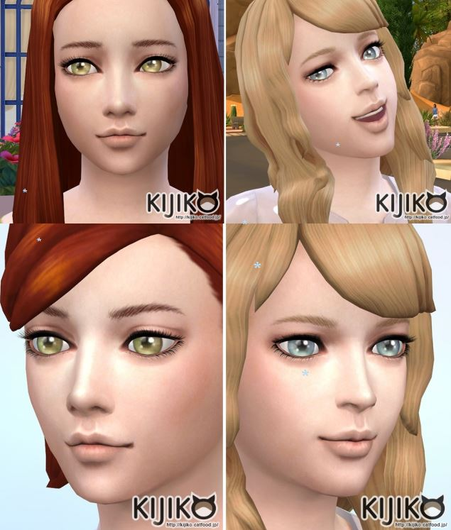 3D Lashes for Kids by Kijiko