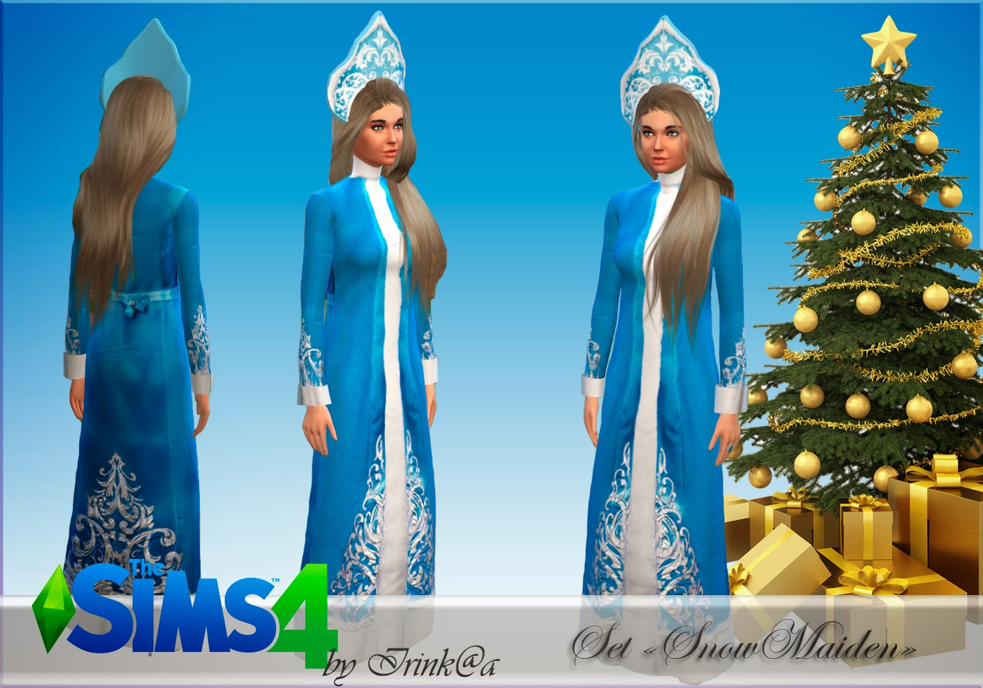 Snow Maiden set by Irink@a