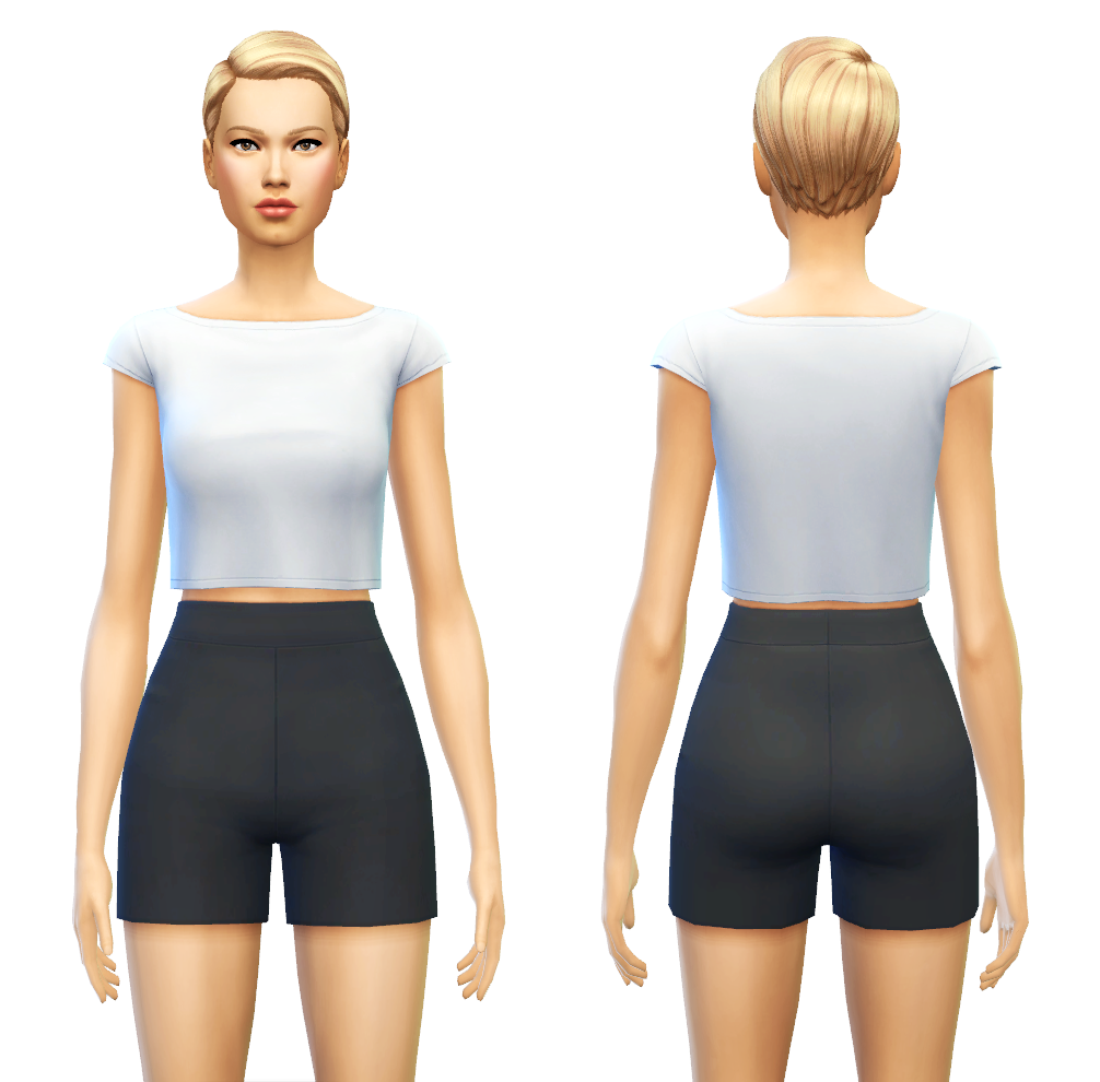 High waisted pants at Sim4ny