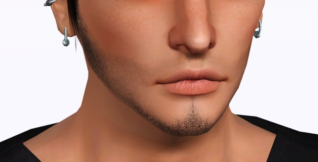 4 Facial Hair for men by OnyxIrony