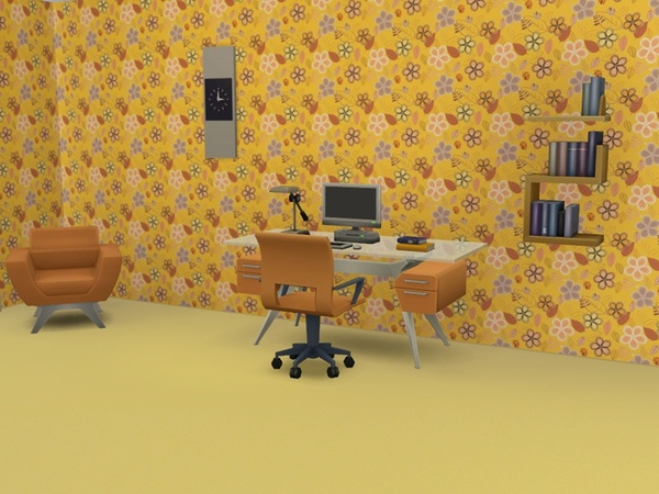 Colorful Walls and Floors_Set by Neferu