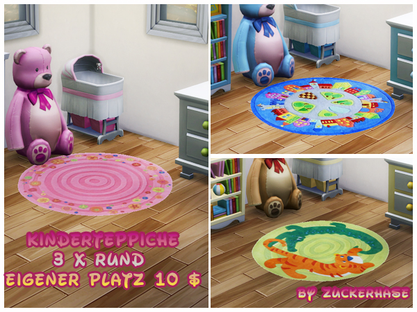 Rugs for kids by zuckerhase