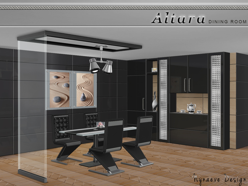 NynaeveDesign Altara Dining Room