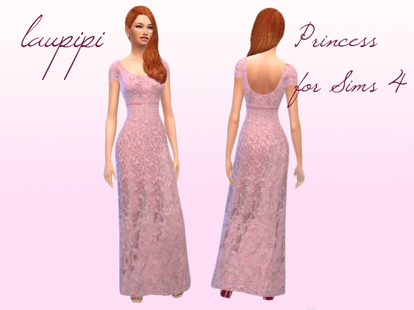 Princess Dress by laupipi
