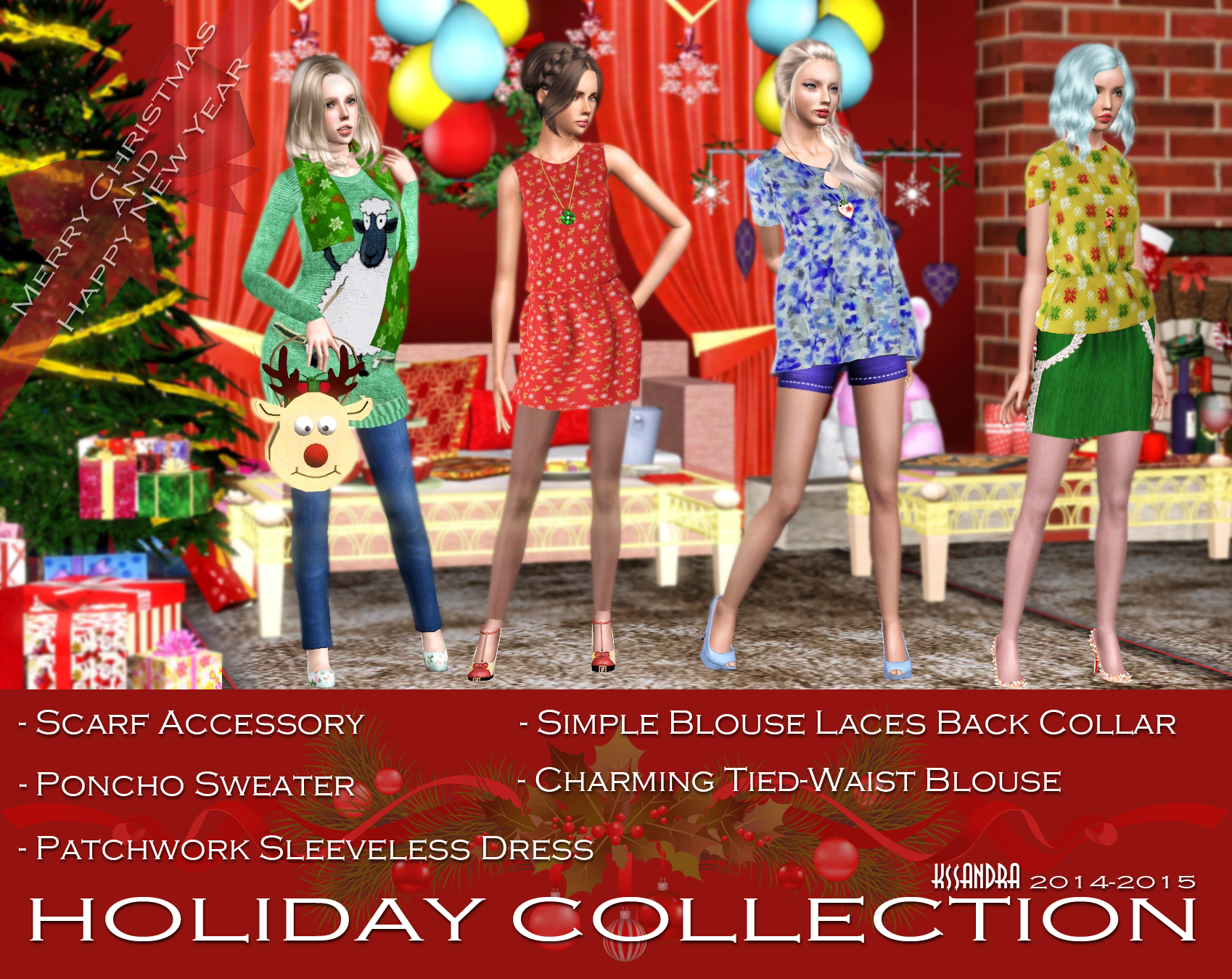 HOLIDAY collection от К$$андры