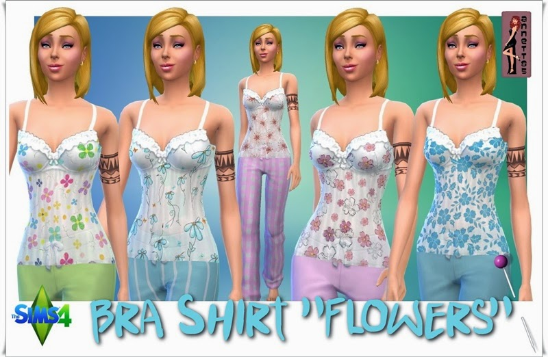 Sleepwear Tops for Females by Annett85