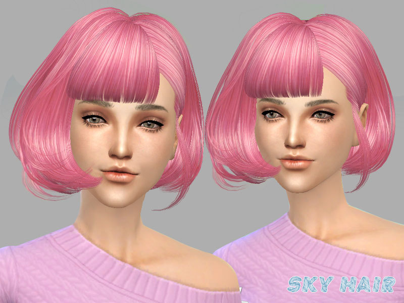 Skysims Hair 249