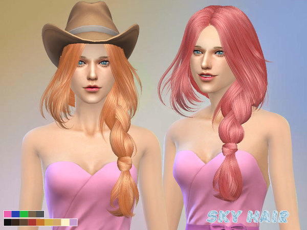 Skysims Hair 250-po