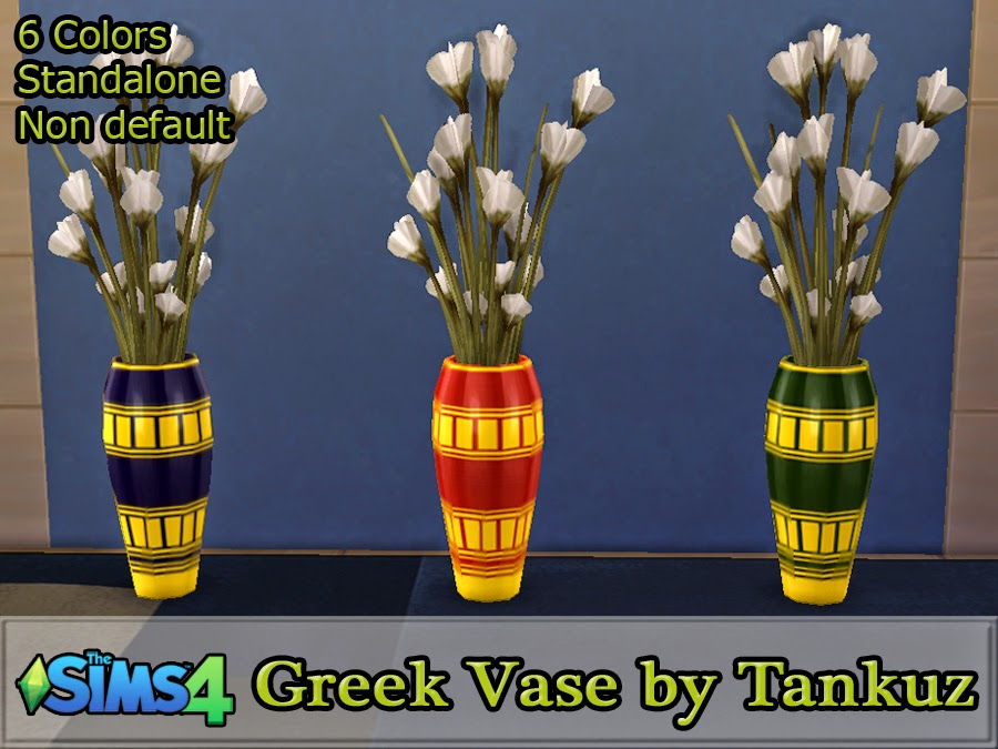 Greek Vase by Tankuz
