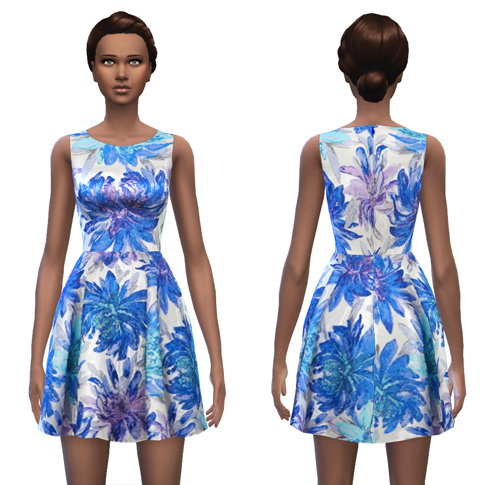 Ready To Wear Dress at Sim4ny