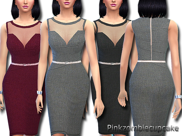 Day at the office dress by Pinkzombiecupcakes