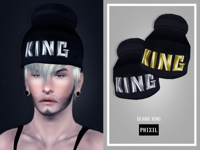 Beanie King by Phixil