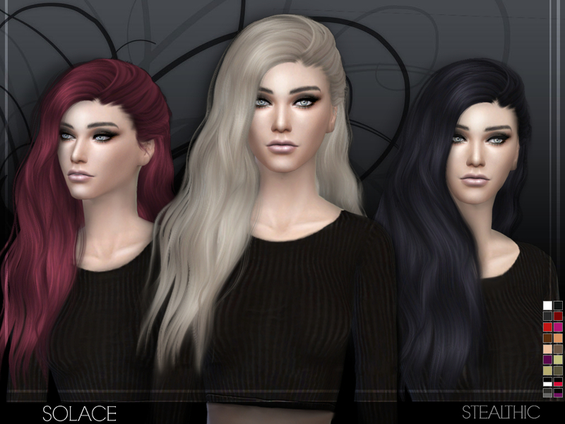 Stealthic - Solace (Female Hair)