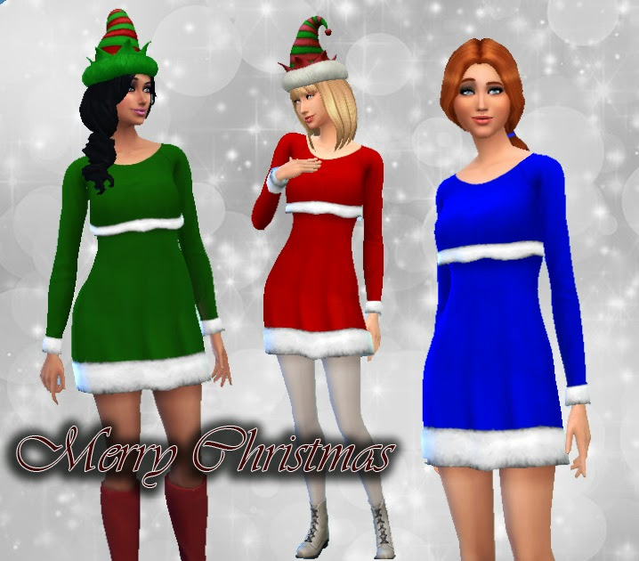 Christmas Dress by Kiara