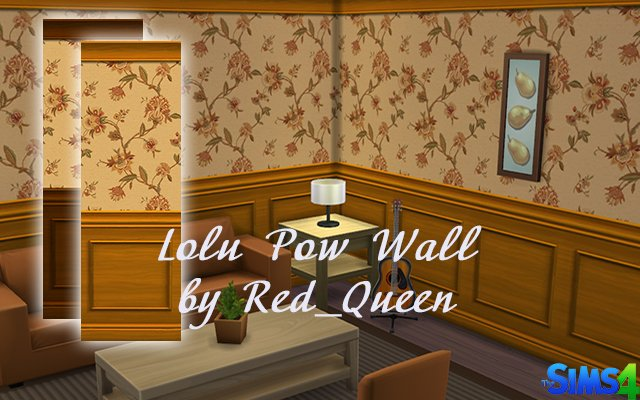 Lolu Pow Wall by Red_Queen