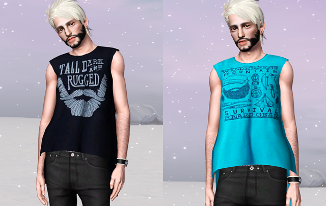 imKries Male Tops by Ecoast