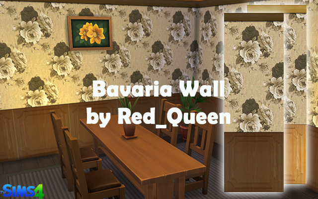 Bavaria Wall by Red_Queen
