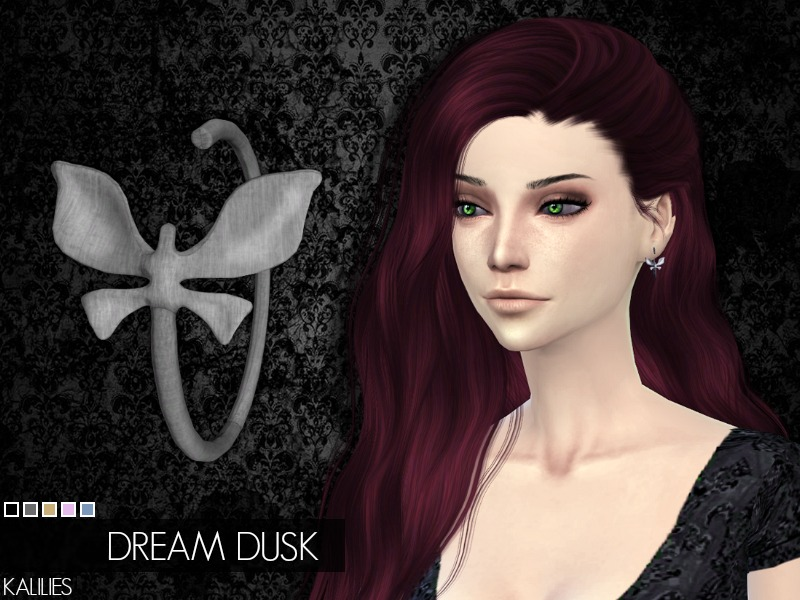 Kalilies - Dream Dusk (Earrings)  BY Kalilies