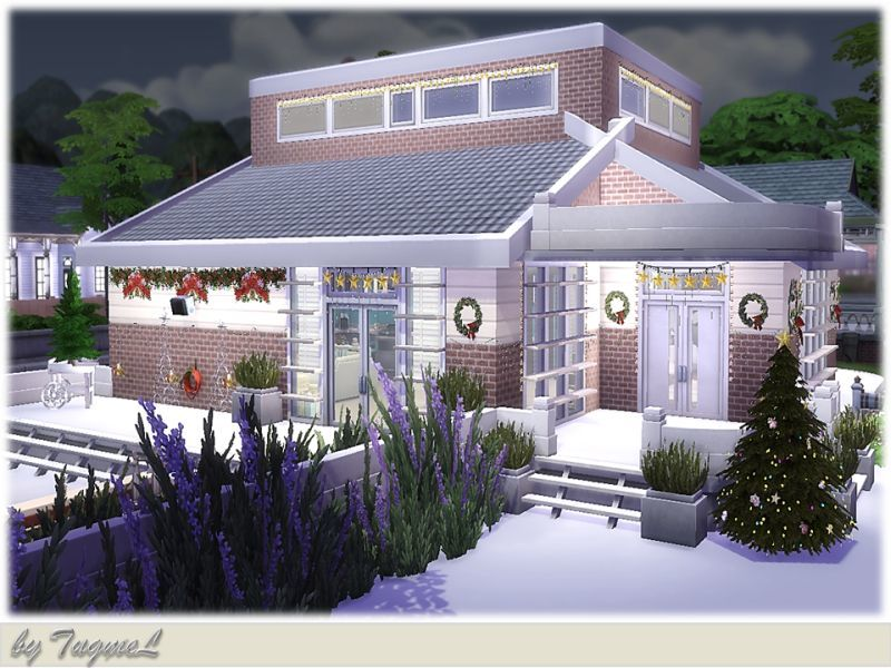 S4-Christmas House-2015 BY TugmeL