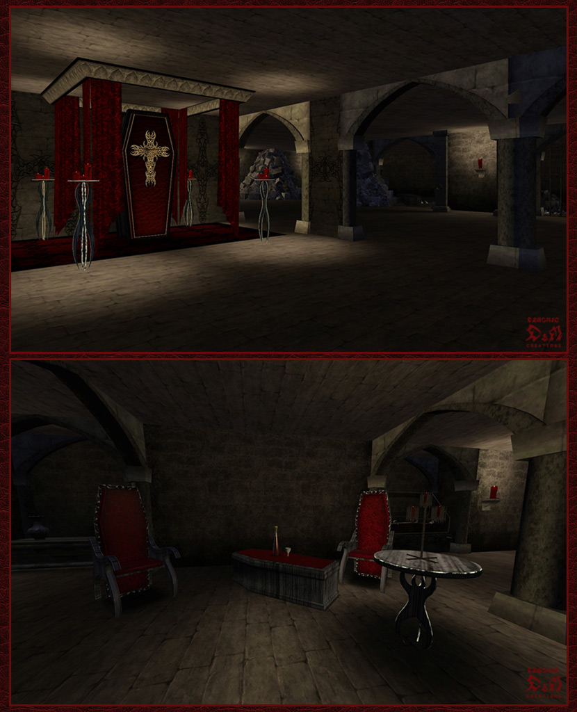 Crypt Of The Vampire by Hekate999
