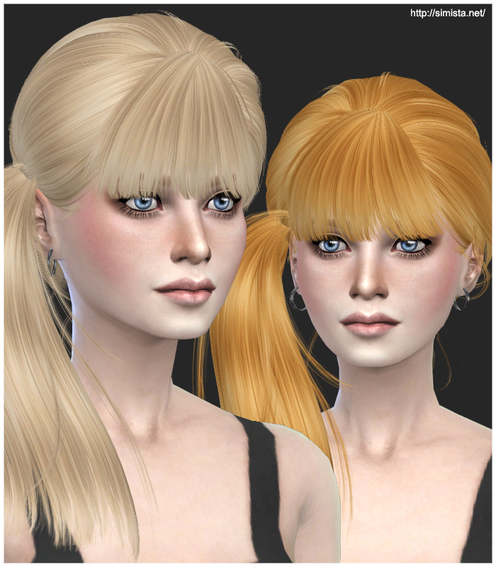 Newsea J074f Hair Retexture at Simista