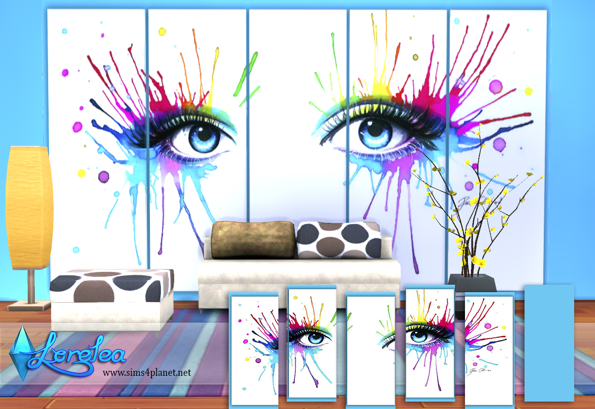 Pixie Cold Rainbow Eyes wallpapers by lorelea