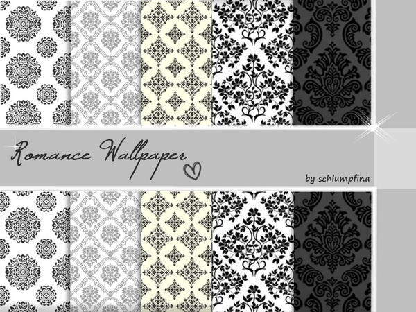 Romance Wallpaper by Schlumpfina90