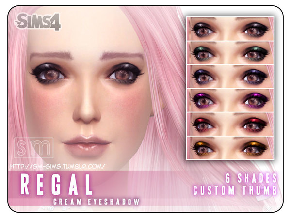 [ Regal ] - Cream Eyeshadow by Screaming Mustard