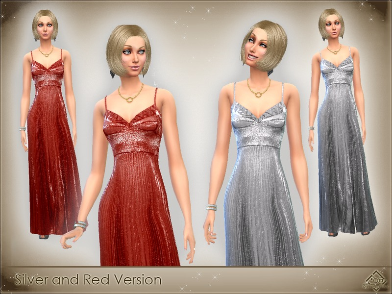 Happy New Year Dress BY Devirose