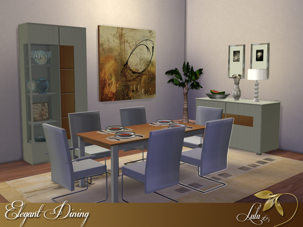 Elegant Dining by Lulu265