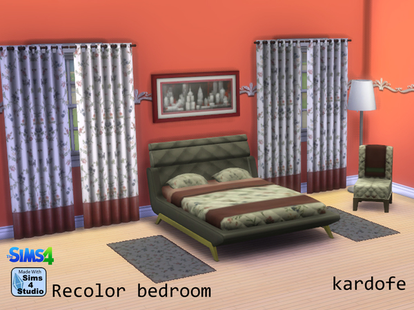 Recolor bedroom by kardofe