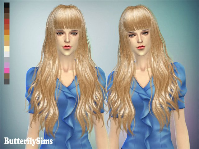Hairstyle 049 by Butterfly