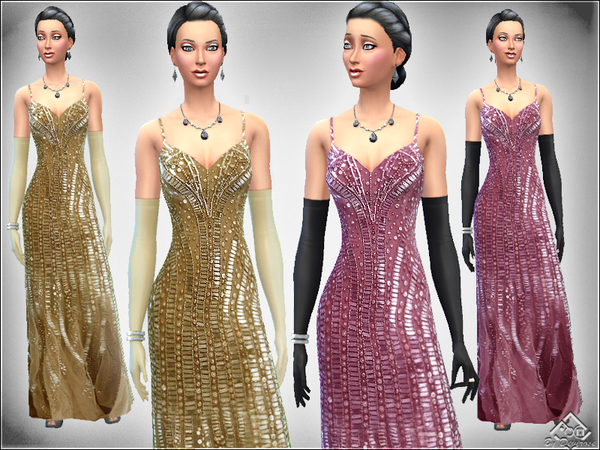 New Year Dress by Devirose