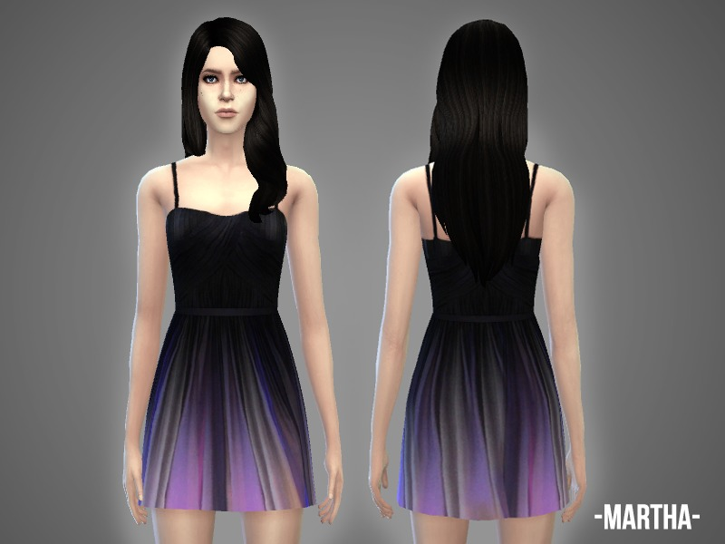 Martha - dress BY -April-