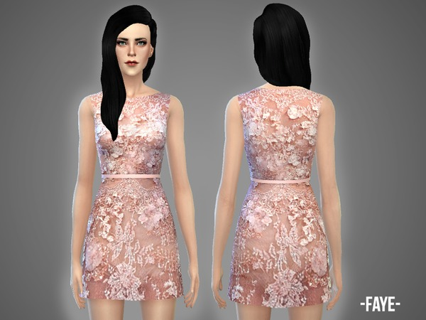 Faye - dress by -April-