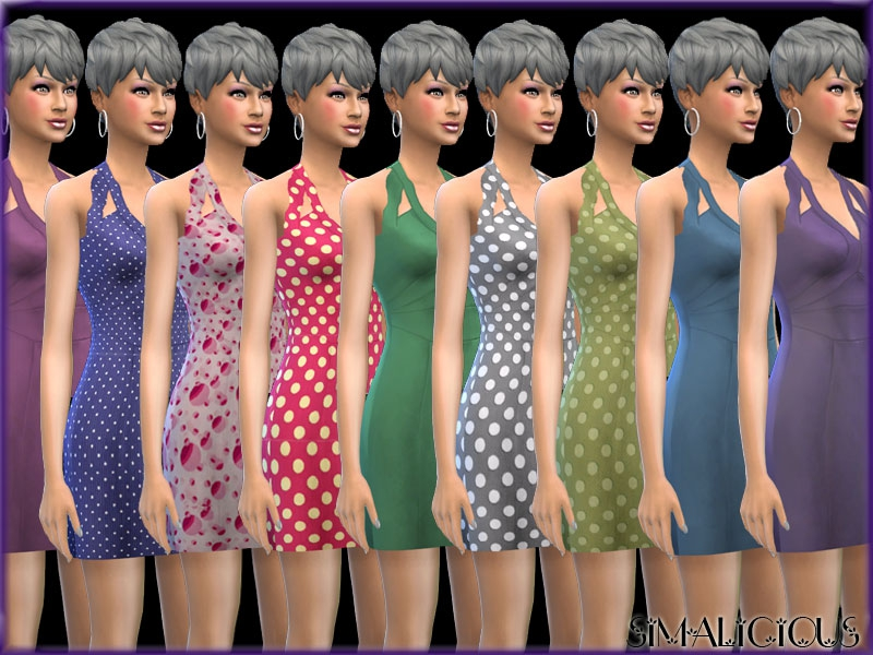 Deauville Dress by Simalicious