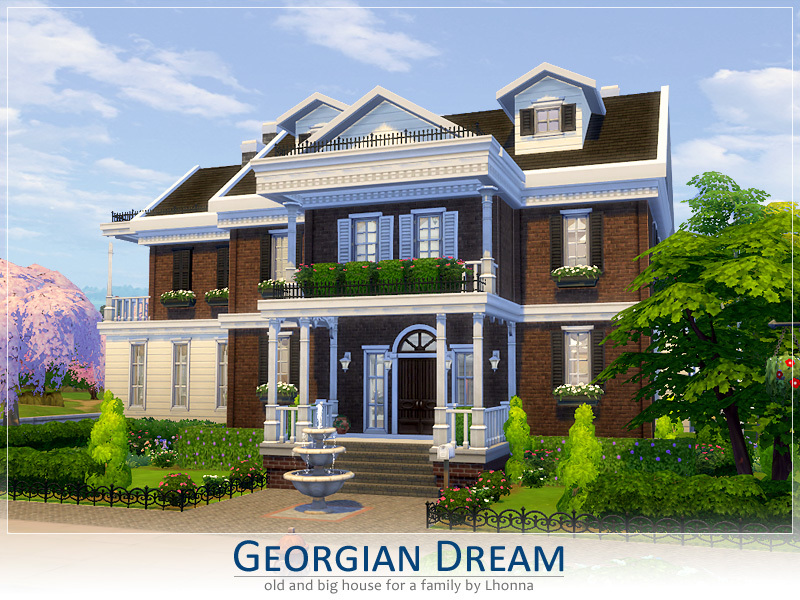 Georgian Dream  BY Lhonna