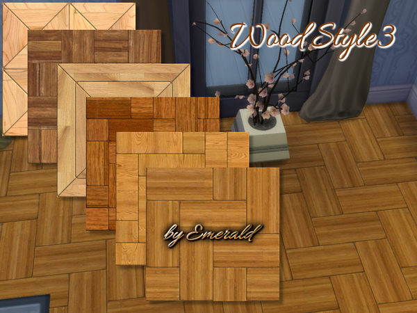 Wood Style3 by emerald