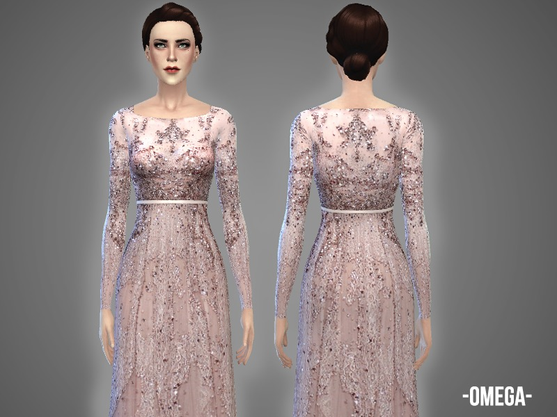 Omega - gown BY -April-