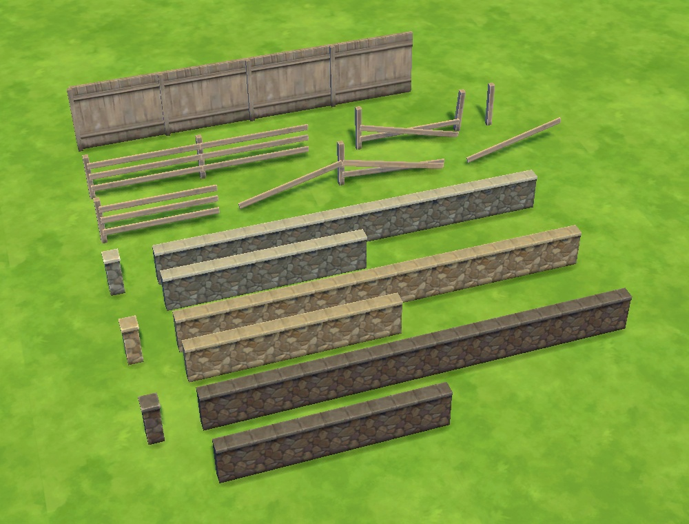 Liberated Fences 2 by plasticbox
