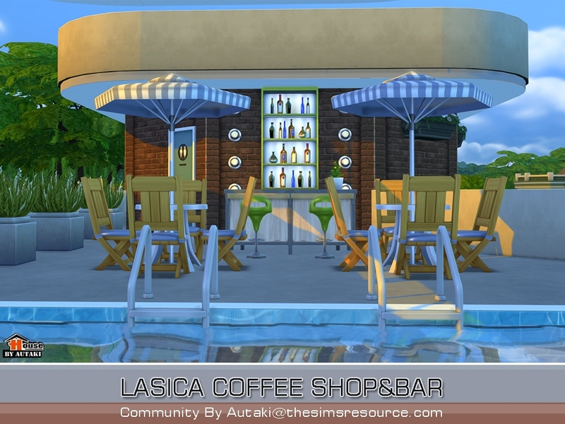 Lasica Coffee Shop BY autaki