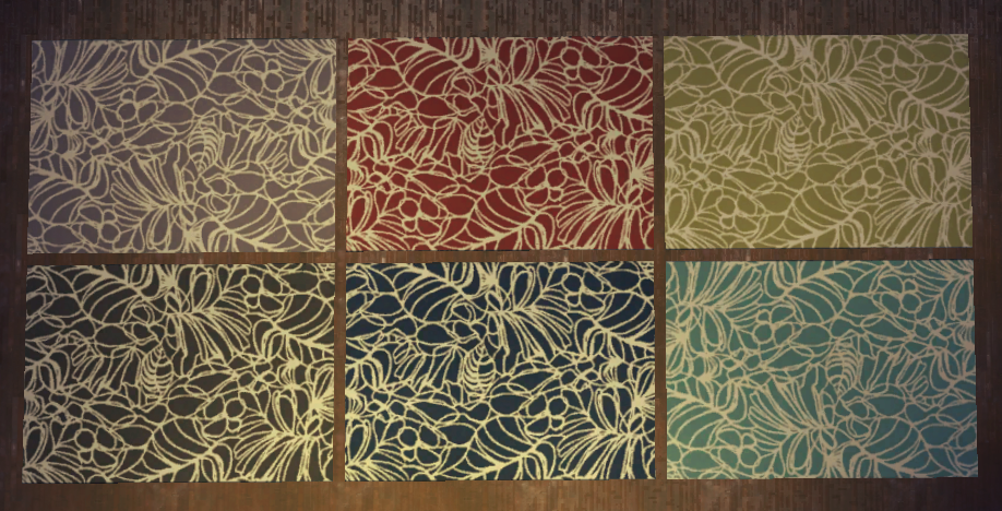 Rugs by ForTheLoveOfSims