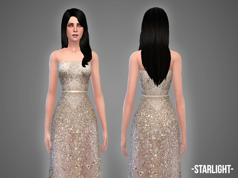 Starlight - gown BY -April-